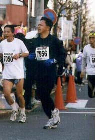 oume marathon